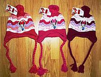 Шапки на девочек оптом, Disney, 52, 54 рр