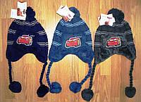 Шапки на мальчиков оптом, Disney, 52, 54 рр