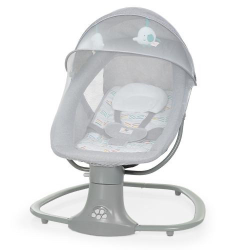 Укачивающий центр для малышей (шезлонг, качалка, качели) арт. 8104