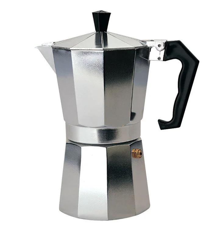 Гейзерная кофеварка на 3 чашки WimpeX WX 3035