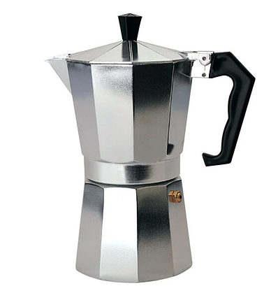 Гейзерная кофеварка на 3 чашки WimpeX WX 3035, фото 2