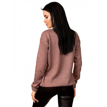 Джемпер пудрового цвета,  размер от 44 до 48, фото 2