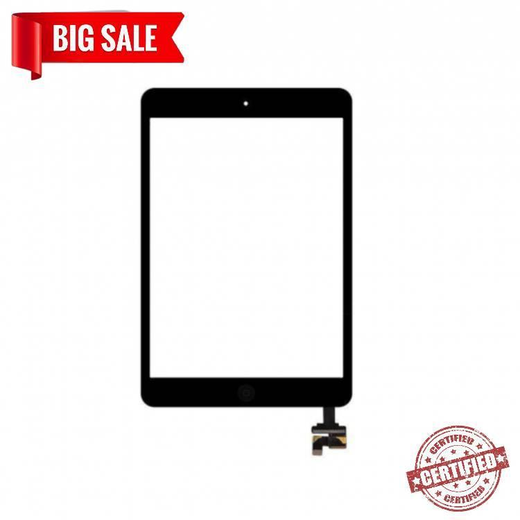 Сенсор (тачскрін) Apple iPad Mini, iPad Mini 2 Retina (з мікросхемою) чорний