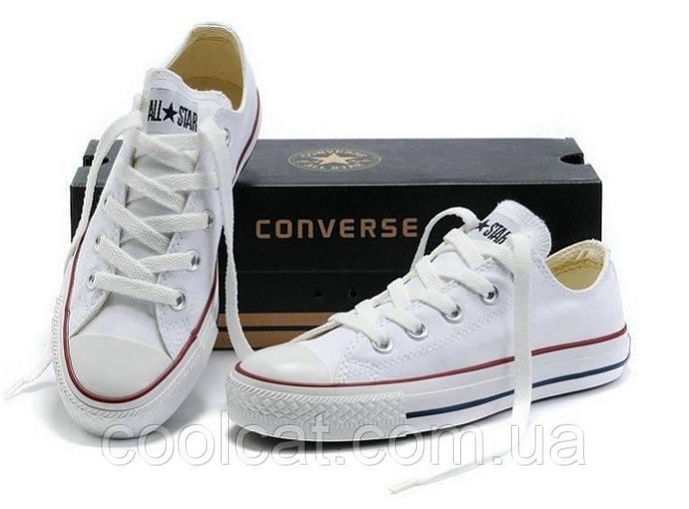 Кеды Converse AIL STAR низкие, Конверсы (38,40,41,43-46р.)