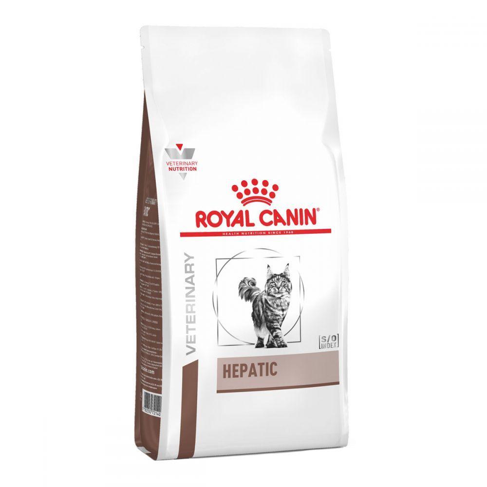 Корм для котов при заболевании печени Royal Canin Hepatic Cat 2 кг