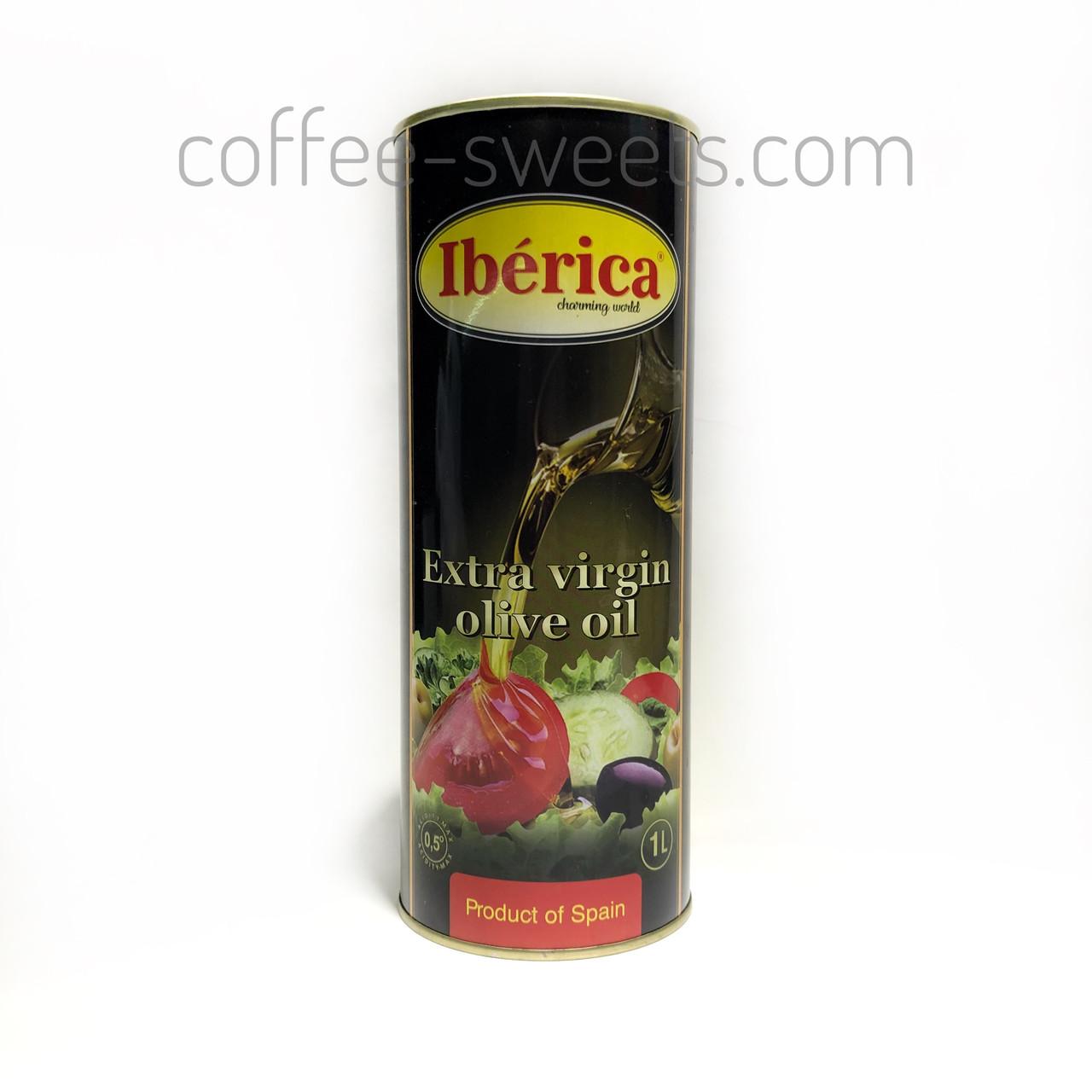 Оливоквое масло Iberica extra virgin olive oil 1L