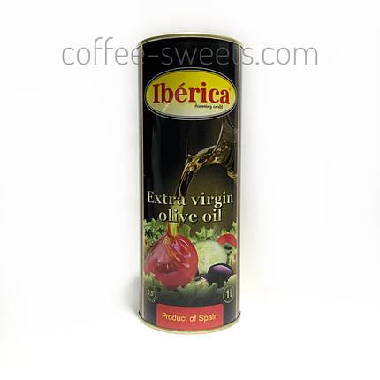 Оливоквое масло Iberica extra virgin olive oil 1L, фото 2