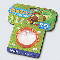 Заглушка Savic  Square к клетке, пластик, 9х9 см
