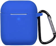 Кейс TOTO 2nd Generation Silicone Case AirPods Royal Blue 101682, КОД: 1309809