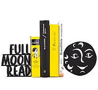 Держатели для книг Full moon read