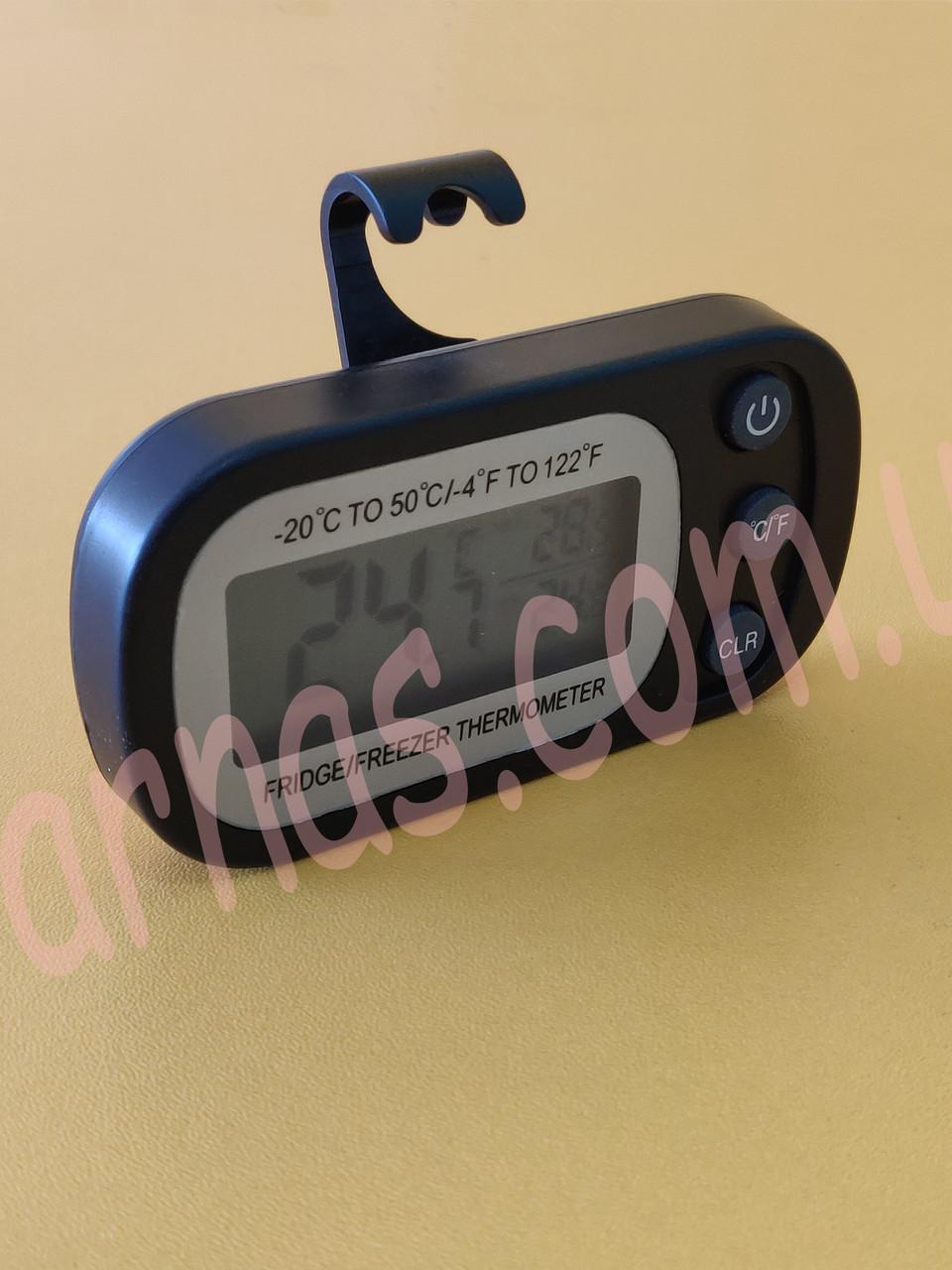 Термометр-гигрометр Digital fridge freezer thermometer цифровой (8819)