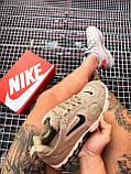 "Nike x Stussy Air Zoom Spiridon Cage 2 ""Fossil / Black"", фото 6"