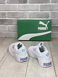 Кросівки Puma Cali White/Пума Калію, фото 4