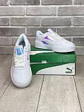 Кросівки Puma Cali White/Пума Калію, фото 5
