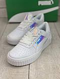 Кросівки Puma Cali White/Пума Калію, фото 8