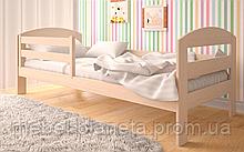"""Кровать из натурального дерева в детскую комнату """"Винни"""" (Луна)"""