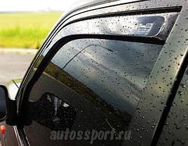 Дефлекторы окон (ветровики)   Suzuki Grand Vitara FT 1998-2005 2D 4шт(Heko)