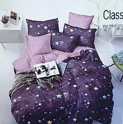 Комплект двуспального постельного белья Звёздное сияние