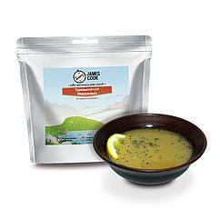 Сублимований Турецький суп Мерджімек (сочевичний суп) James Cook