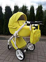Дитяча універсальна коляска 2 в 1 Adamex Luciano Ecco Q108-B