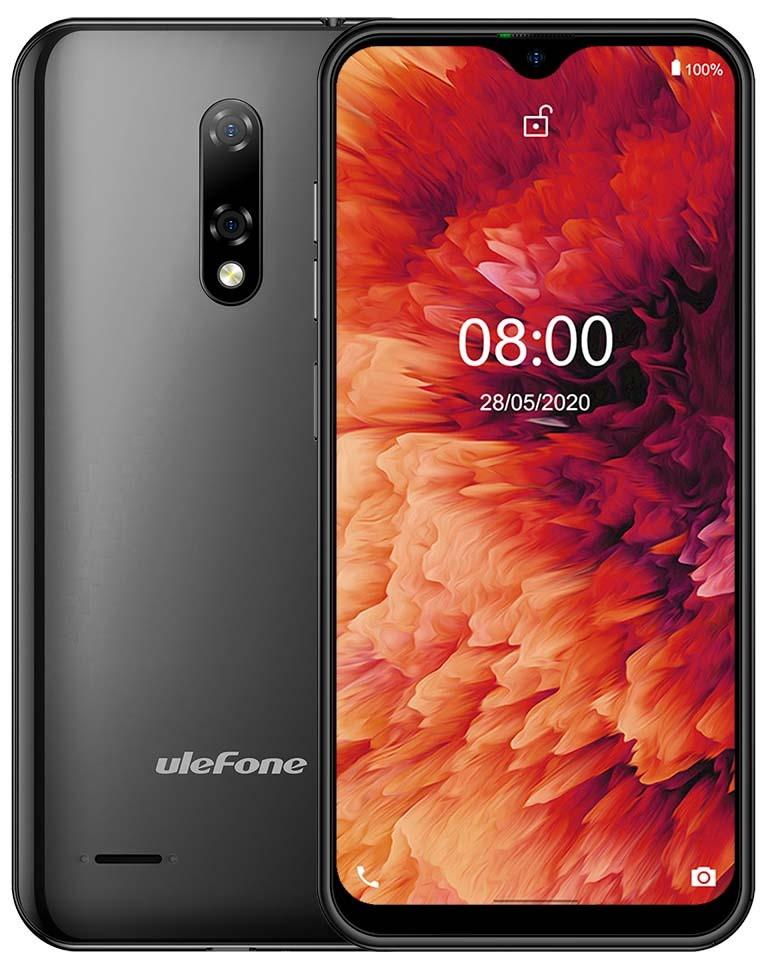 Ulefone Note 8P | Черный | 2/16Гб | Гарантия