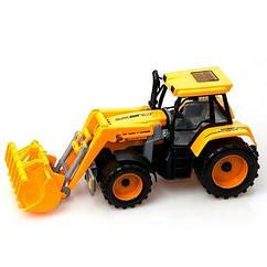 Игрушка Строительная машинка Трактор Тяжеловес Big Motors 9998-7