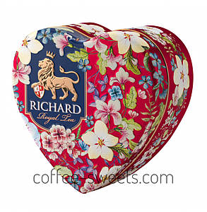 "Чай черный RICHARD 30г ""Royal Heart"" фруктовый, фото 2"