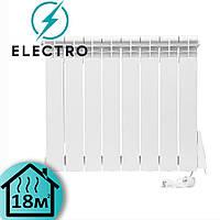 Электрорадиатор ELECTRO.8S, стандарт 500/96 (168Вт) программатор 950Вт
