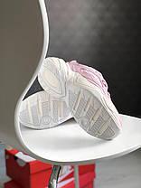 Женские кроссовки в стиле Nike M2k Tekno Pink, фото 3