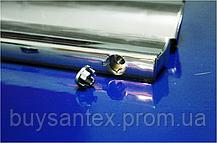 Ручка душевой кабины на два отверстия. ( H-25 ), фото 3