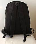 Стильный городской молодежный рюкзак с заклепками, фото 4