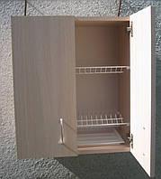 Сушилка для посуды 50см в шкафу с петлями