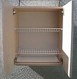 Сушарка для посуду 50см в шафі з петлями, фото 6