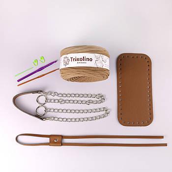 Набор для сумки-торбы Браун МАКСИ (8 позиций-Какао)