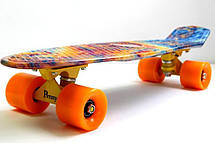 Пенни борд Penny 22″ с рисунком Acid - Скейтборды и роллерсерфы, фото 2