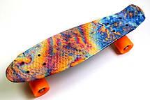 Пенни борд Penny 22″ с рисунком Acid - Скейтборды и роллерсерфы, фото 3