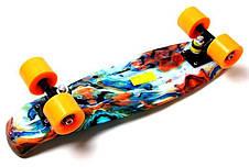 Пенни борд Penny 22″ с рисунком Blur - Скейтборды и роллерсерфы, фото 2