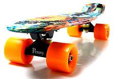 Пенни борд Penny 22″ с рисунком Blur - Скейтборды и роллерсерфы, фото 3