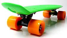 Пенни борд Penny 22″ Сlassic (Салатовый) Матовые колеса - Скейтборды и роллерсерфы, фото 3
