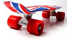 Пенни борд Penny 22″ с рисунком British flag - Скейтборды и роллерсерфы, фото 2