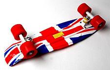Пенни борд Penny 22″ с рисунком British flag - Скейтборды и роллерсерфы, фото 3
