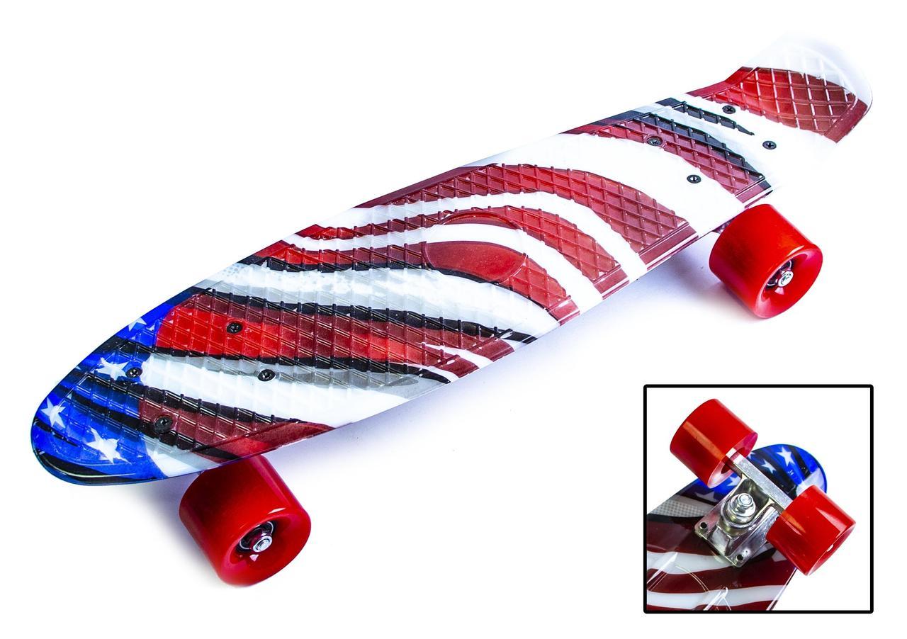 Пенни борд Penny 22″ с рисунком USA - Скейтборды и роллерсерфы