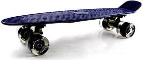 Пенни борд Penny Wolf 2in1 22″ со светящимися колесами - Скейтборды и роллерсерфы, фото 3
