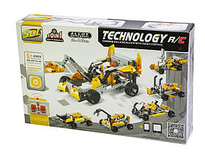 Lego Technic Машинка Tрансформер 10 в 1 радио управление - Конструкторы