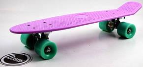 Пенни борд Penny 22″ Сlassic (Лиловый) - Скейтборды и роллерсерфы, фото 2