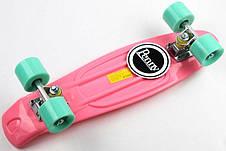 Пенни борд Penny 22″ Сlassic (Розовый) - Скейтборды и роллерсерфы, фото 2