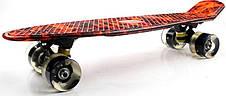 Пенни борд Penny Fire 22″ со светящимися колесами - Скейтборды и роллерсерфы, фото 3