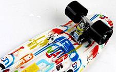 Пенни борд Penny 27″ Nickel с рисунком Versicolor 2 - Скейтборды и роллерсерфы, фото 3