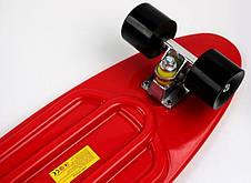 Пенни борд Penny 27″ Nickel (Красный) Матовые колеса - Скейтборды и роллерсерфы, фото 2