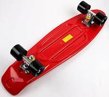 Пенни борд Penny 27″ Nickel (Красный) Матовые колеса - Скейтборды и роллерсерфы, фото 3